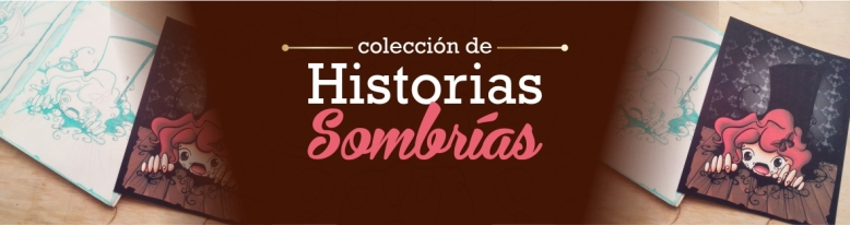 Colección de Historias Sombrías by Veronik ilustra