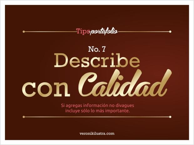 Tip No. 7